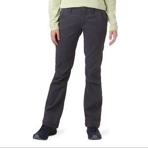 PrAna Hiking/Outdoor Pants in Gray Size 14